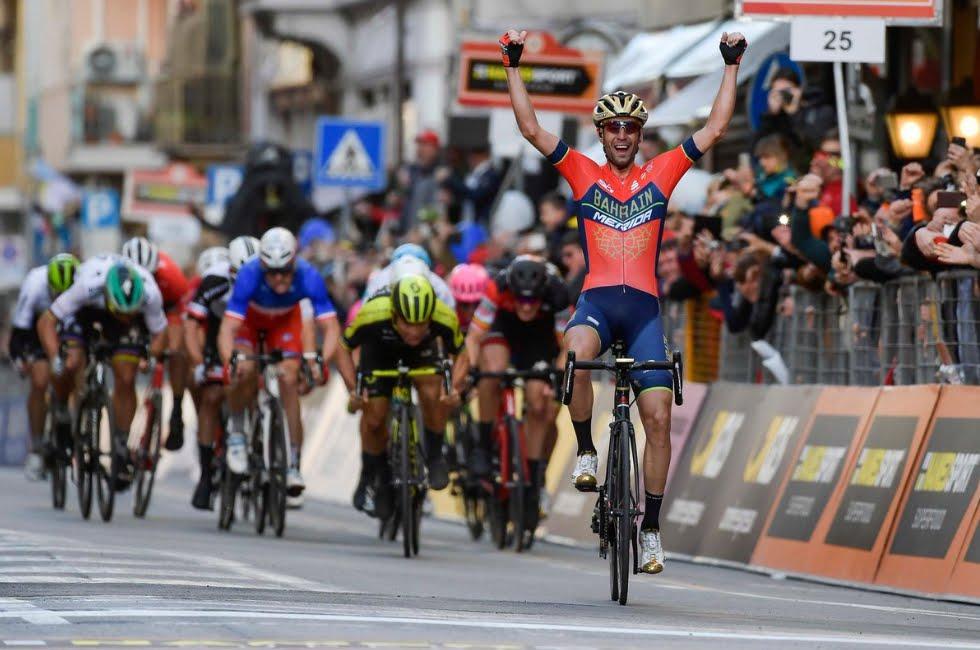 Ciclismo, Nibali vince la Milano-Sanremo