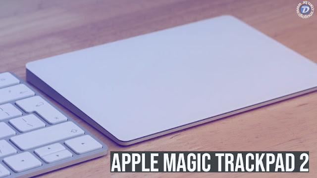Google vem trabalhando no suporte do Apple Magic Trackpad 2 no Linux