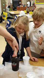 Catholic First Graders Make a Chilly Discovery 3