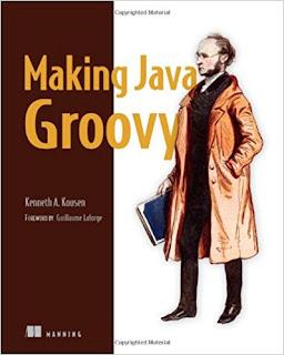 best Groovy books for Java programmers