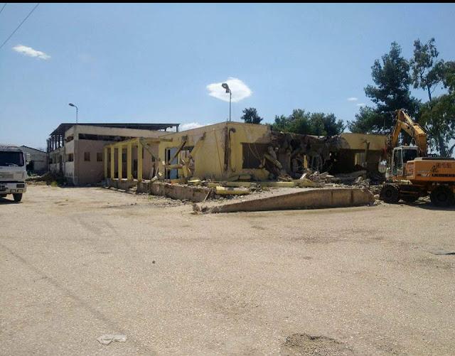 Ξεκίνησαν οι εργασίες κατασκευής του κολυμβητηρίου Άργους