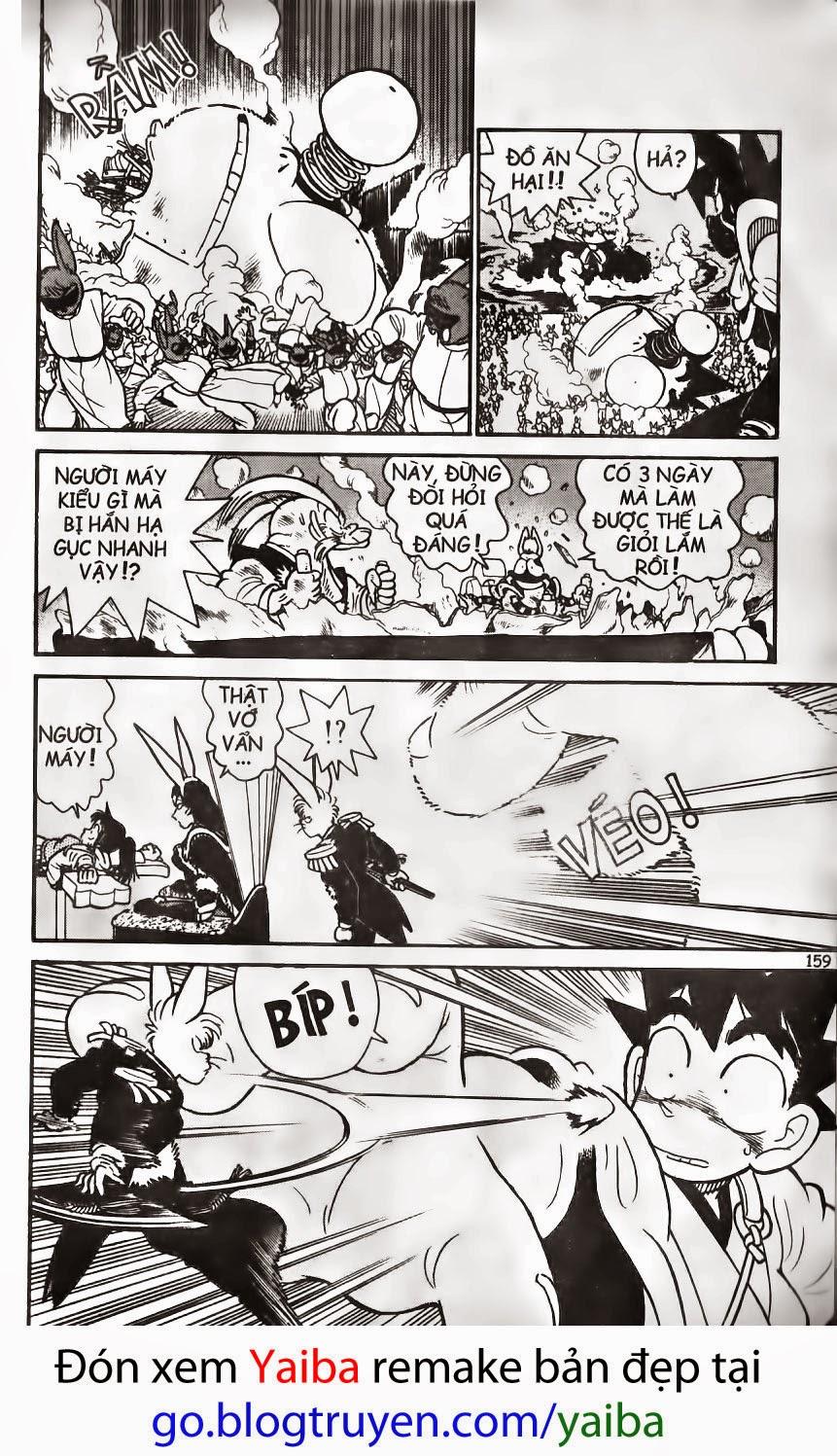 Yaiba chap 153 trang 9