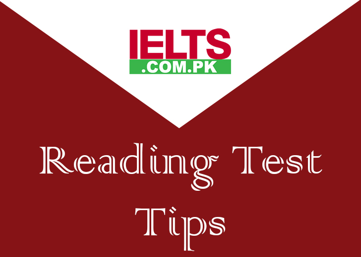 IELTS Reading Tips, Tricks and Strategies