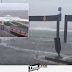 Huracán Ophelia llega golpeando a Irlanda con olas de más de 10 metros