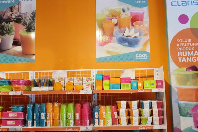 Berbelanja di Claris Cool Store Surabaya