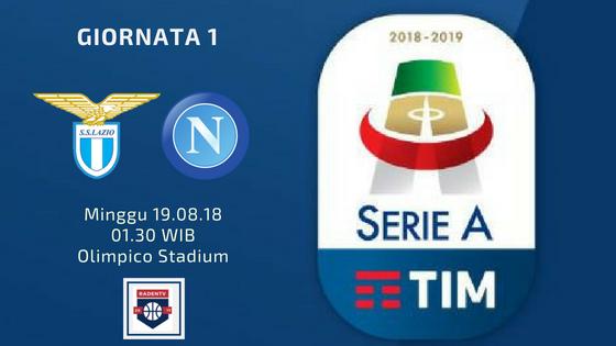 Streaming Lazio vs Napoli