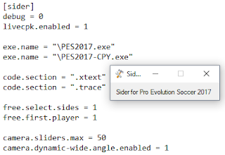 LiveCPK (Sider 3) for PES 2017 By Juce