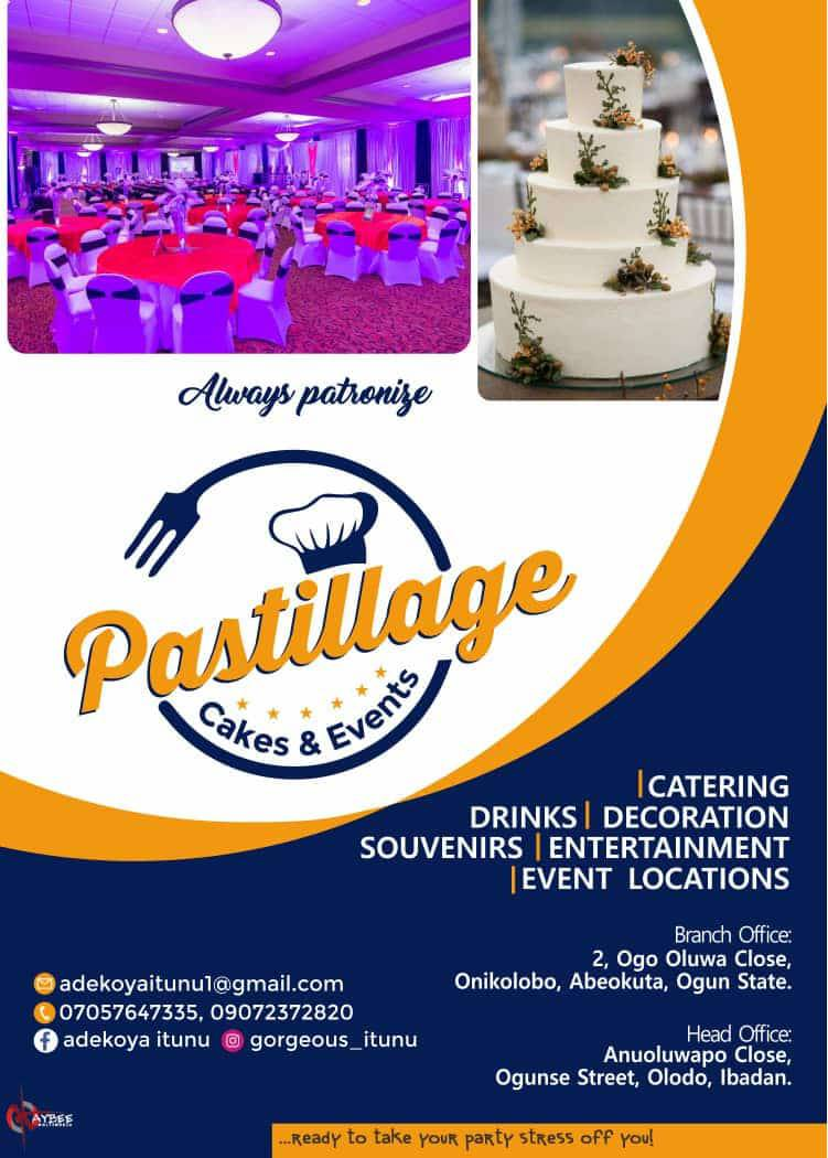 Pastillage Cakes & Events