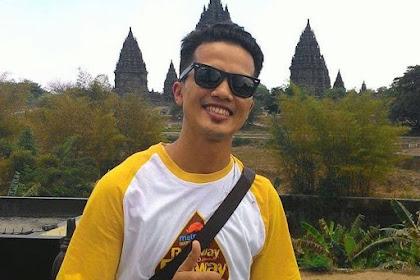 Kang Ricky: Tularkan Rasa Cinta Sumedang dengan Kaos #ILOVESMD