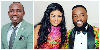 Nana Ama Mcbrown's Marriage Next to Collapse - Counselor Lutterodt Predicts