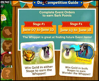 Dog Event, trophies