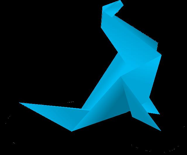 3 Cara Melipat Kubus Origami