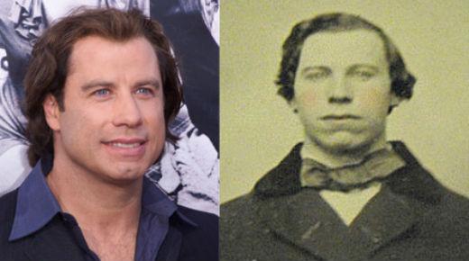 John Travolta: Viajero del tiempo? La evidencia puede estar en ebay -  Helium [24]