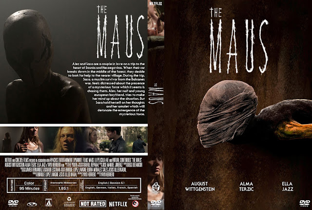 The Maus DVD Cover