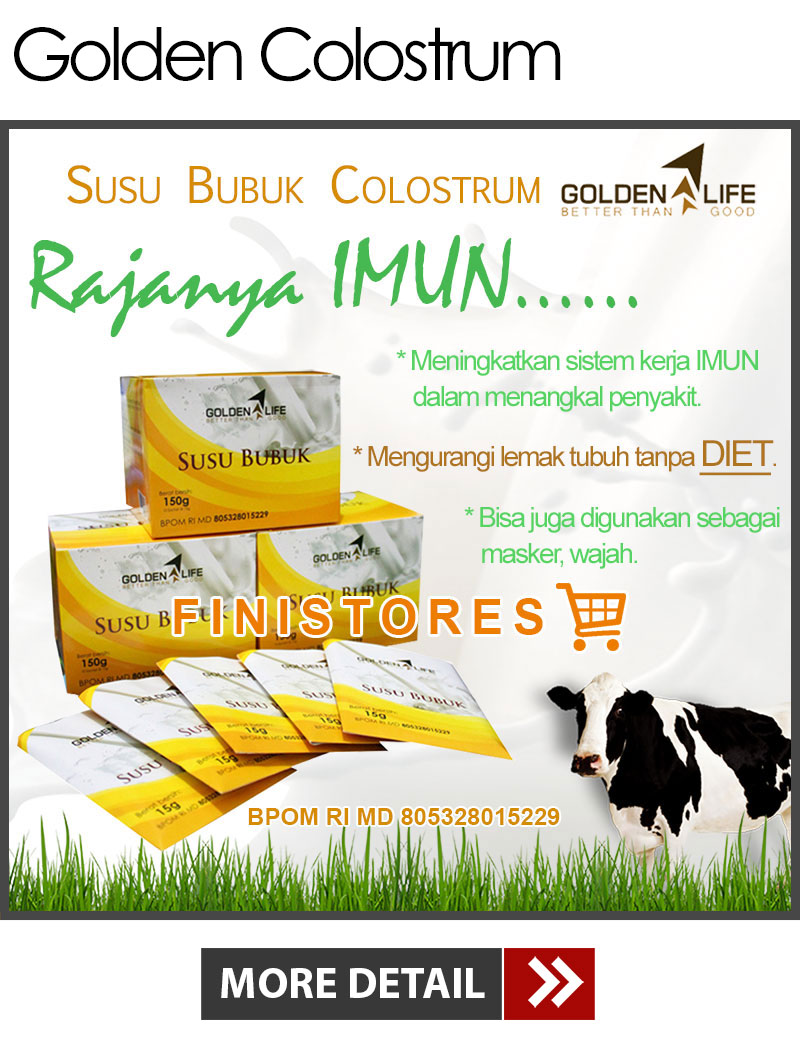 Jual Golden Susu Colostrum