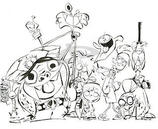 Off Cultured: Happy Birthday Cartoon Network!