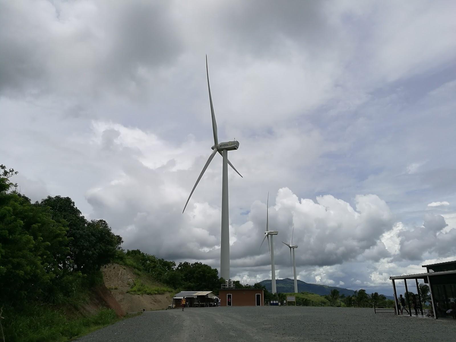 Huawei P9 Sample Camera Shot - Windmill