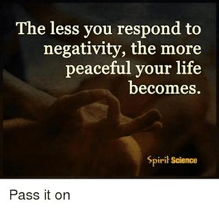 negativity pass