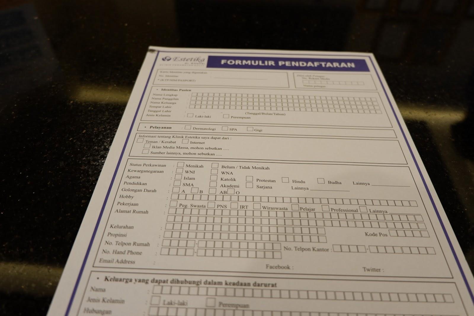 PERAWATAN FACIAL DI KLINIK ESTETIKA DR. AFFANDI CABANG DENPASAR