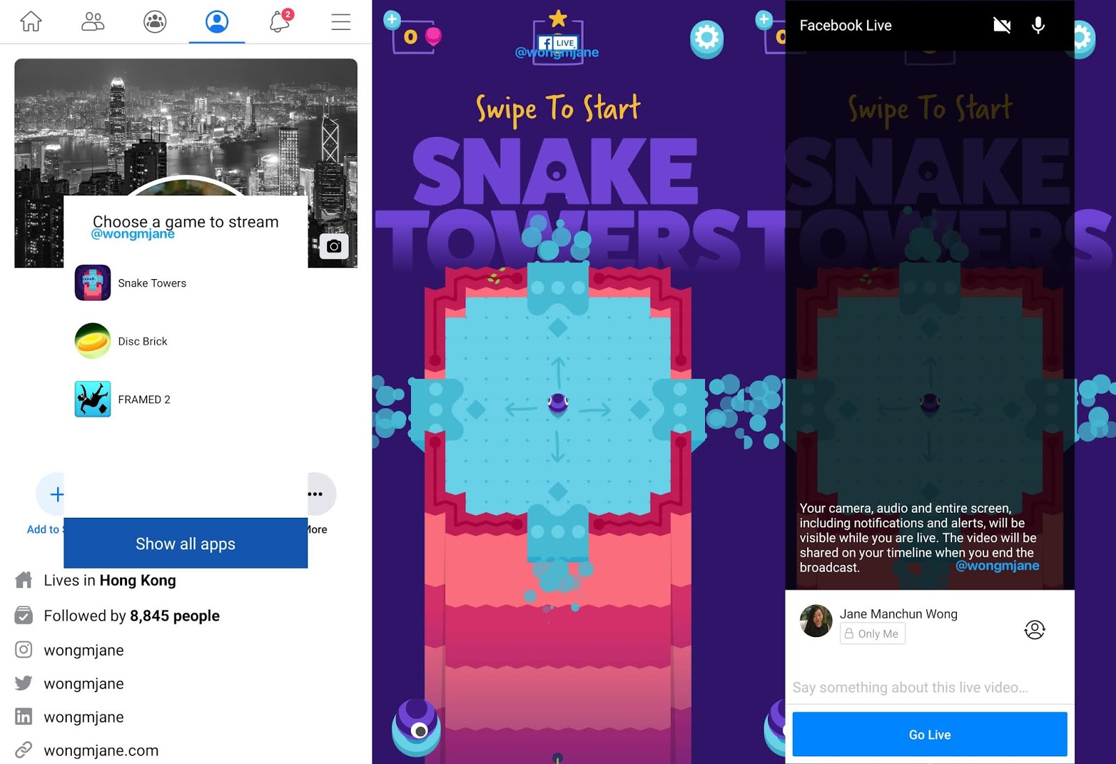 Facebook is working on streaming Android games