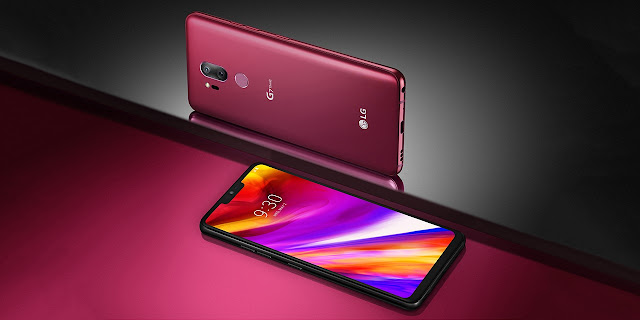 Kelebihan LG G7 ThinQ