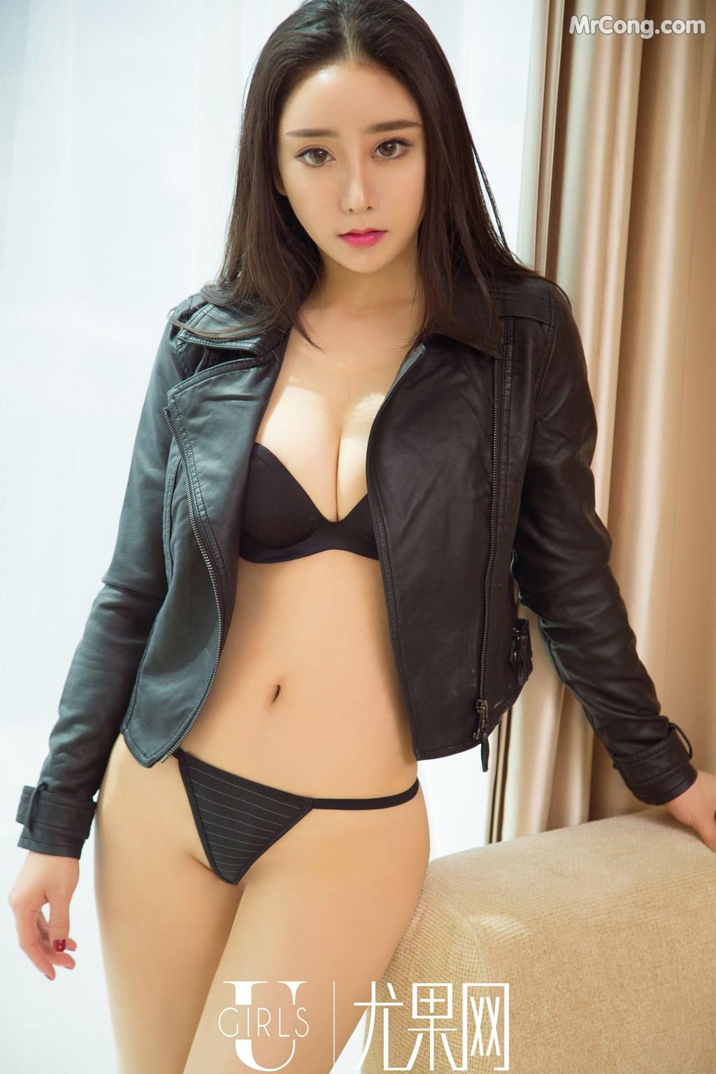 Image UGIRLS-U369-Han-Mo-Yu-MrCong.com-008 in post UGIRLS U369: Người mẫu Han Mo Yu (韩沫瑜) (66 ảnh)