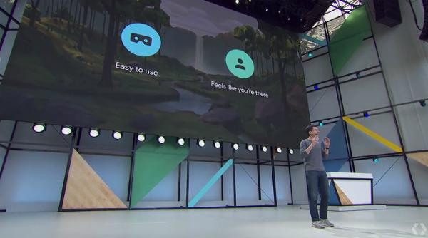 جوجل تكشف عن جديد مشروعها للواقع الافتراضي والواقع المعزز