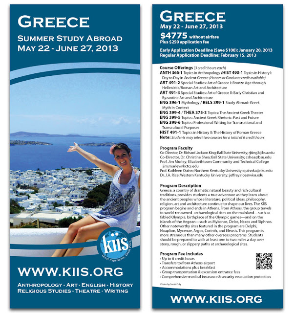 Brochure Samples Pics Brochure Of Greece