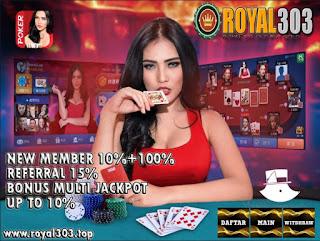 Situs Poker Uang Asli Royal303