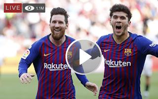 مشاهدة مباراة جيرونا وبرشلونة بث مباشر بتاريخ 06-03-2019 كأس السوبر الكتالوني