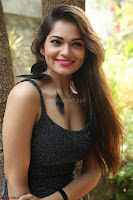 Aswini in lovely Deep Neck Sleeveless Black Dress Spicy Pics ~  Exclusive 10.JPG