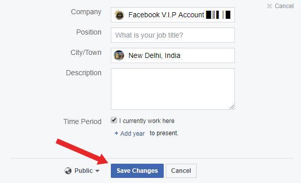 Facebook Account को VIP Account  कैसे बनाएं