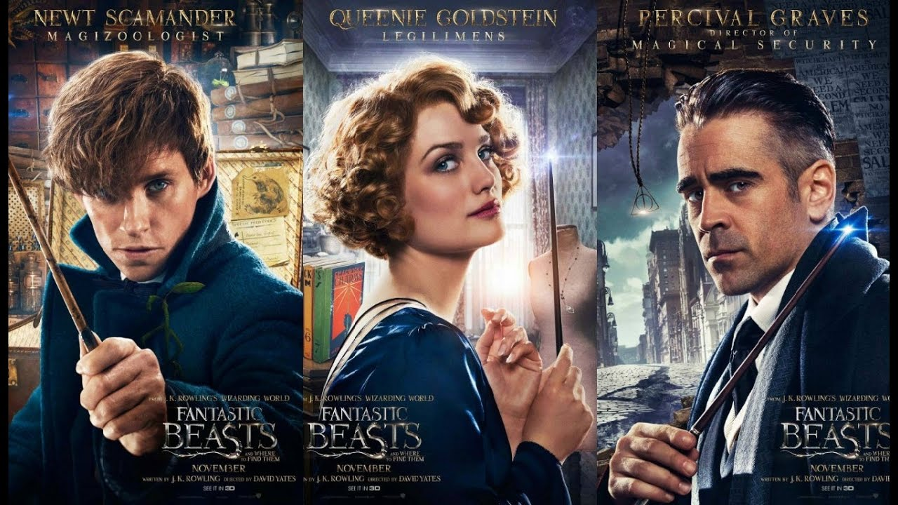 fantastic beasts and where to find them download in hindi