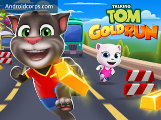 Talking Tom Gold Run Apk Mod