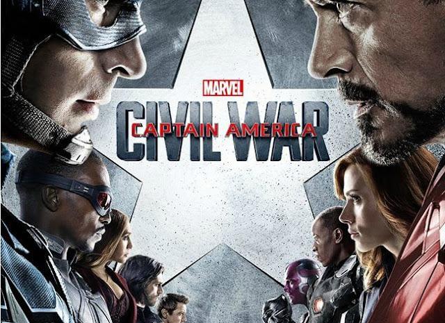 Trailer Talk | Captain America: Civil War (2016). Looking at the Captain America: Civil War trailer. Text © Rissi JC