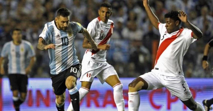 RESULTADOS PERÚ Vs. ARGENTINA: Selección peruana logró un empate (0-0) y dio un gran paso al Mundial Rusia 2018