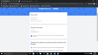 Menghasilkan Uang dengan Google Adsense