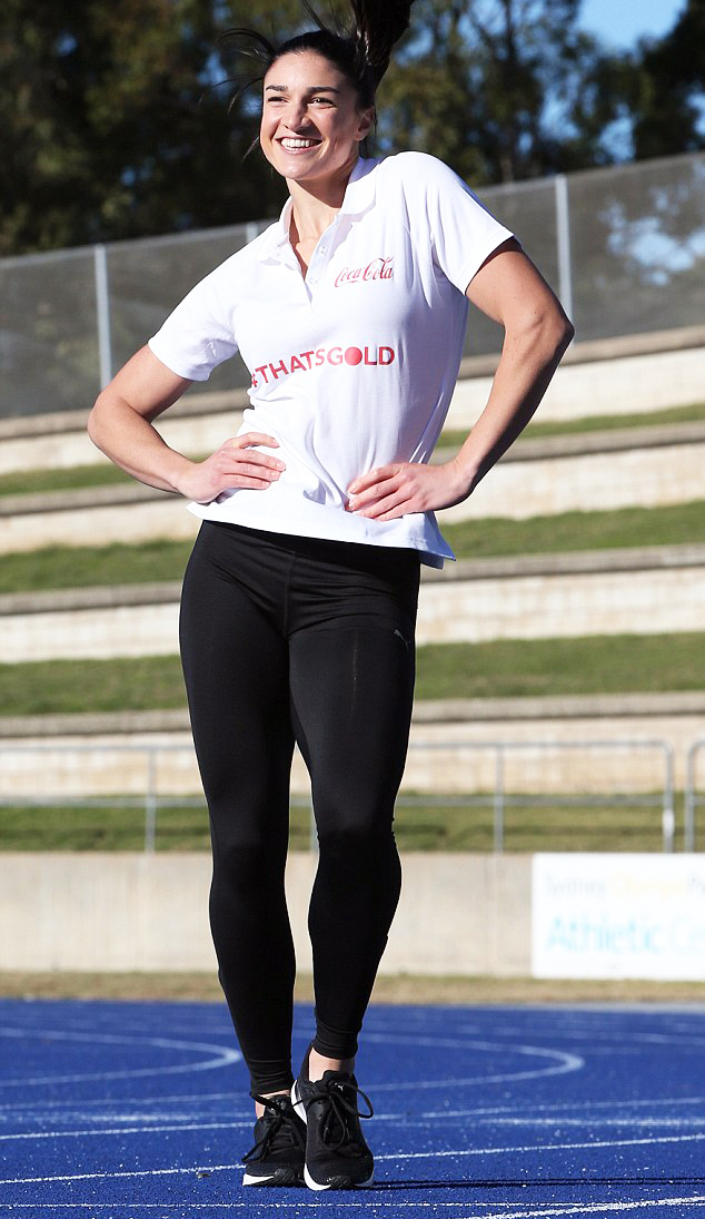 atlet australia cantik Model olahraga Lari Gawang Michelle Jenneke asia game atlet australia cantik Model olahraga Lari Gawang Michelle Jenneke asia tenggara