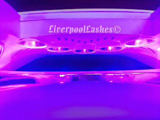liverpoollashes cnd led lamp review liverpool lashes