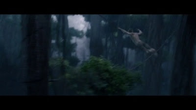 The Legend of Tarzan (Movie) - Teaser Trailer - Screenshot