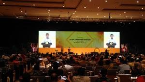 Dampingi JK, Gubernur Bali Buka Simposium Internasional Reformasi Birokrasi di Nusa Dua