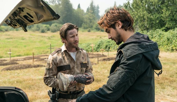 Ghost Wars - Episode 1.11 - The Feast - Promotional Photos & Synopsis