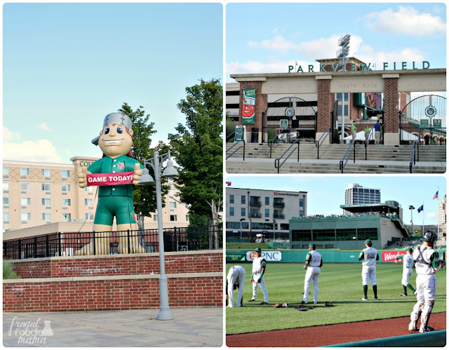 If you are visiting Fort Wayne any time between April to about mid-September, you should definitely plan to add a TinCaps minor league baseball game to your family's itinerary. A TinCaps game a is fun & budget friendly way to spend the afternoon or evening during your family's visit to the city.