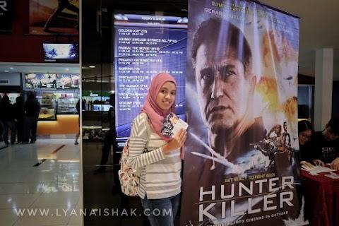 Kenapa Filem Hunter Killer Wajib Ditonton