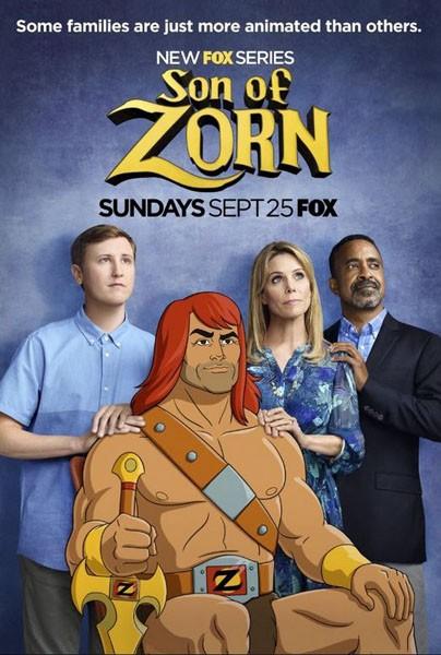 Son of Zorn 2016: Season 1 - Full (1/7)