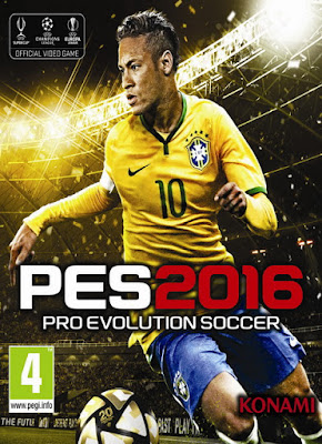 Pro Evolution Soccer 2016 PC Games Free Download