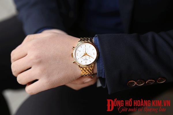 đồng hồ tissot nam chính hãng mới nhất
