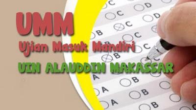 Jalur Masuk UMM UIN Alauddin Makassar 2016/2017