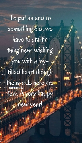 happy new year greetings 2018 inspirational messages wishes cards
