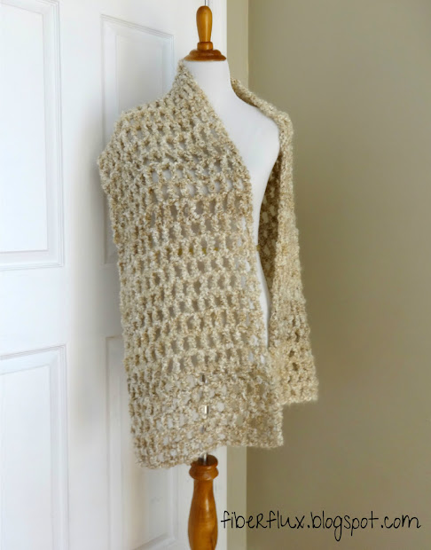 Quick Crochet Shawl Patterns - Year of Clean Water